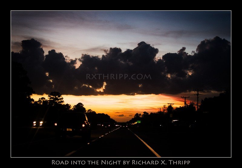 Road into the Night
