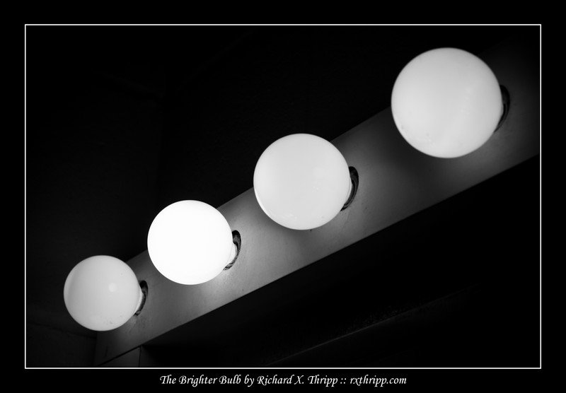 The Brighter Bulb