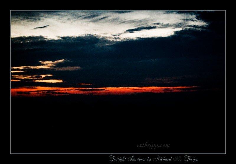 Twilight Sundown