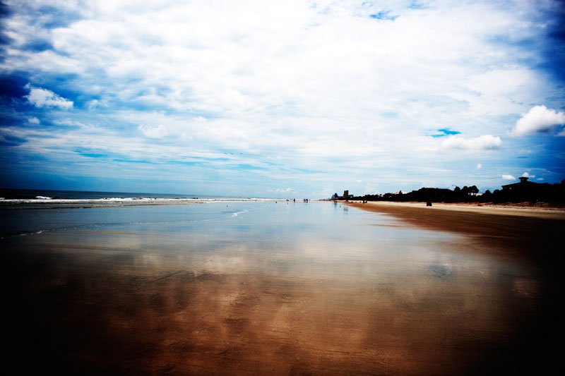 Glossy Beach