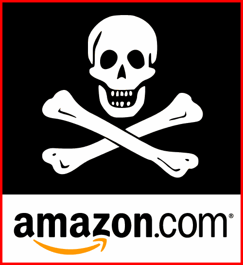 Amazon.com Jolly Roger