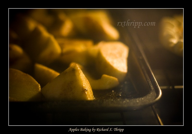 Apples Baking