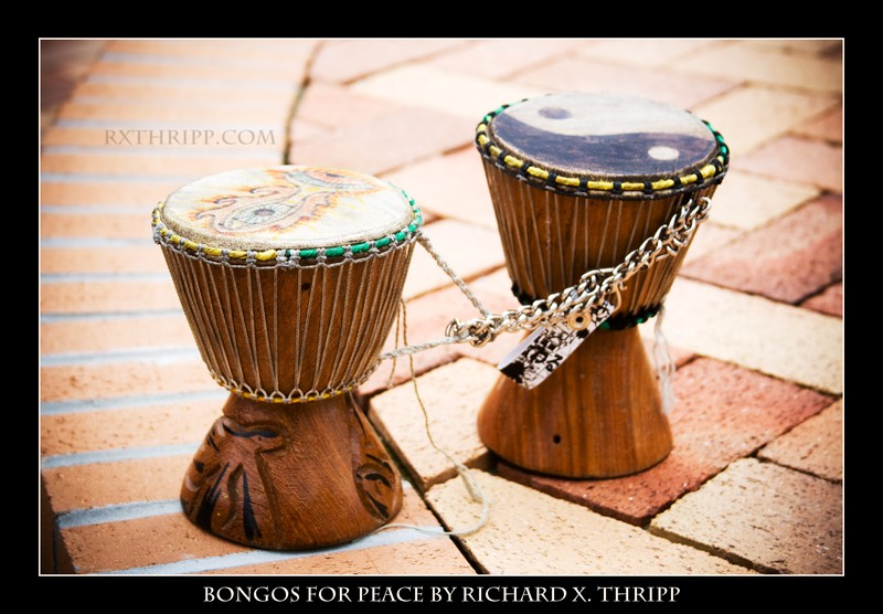 Bongos for Peace