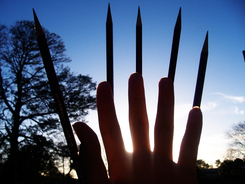 Photo: Claws of Death