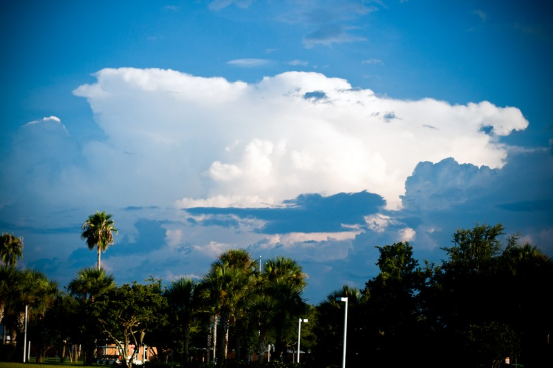 Photo: Cloud Formations