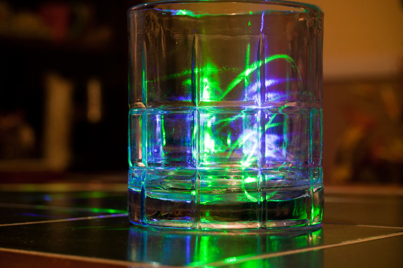 Photo: Glass Lasers