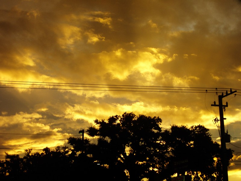 Photo: Golden Sky