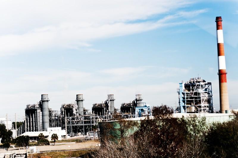 Photo: Power Plant