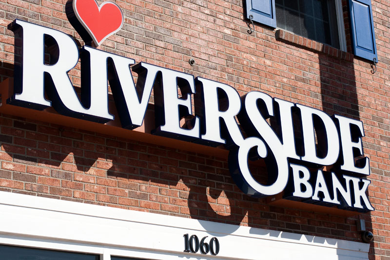 Photo: Riverside Bank